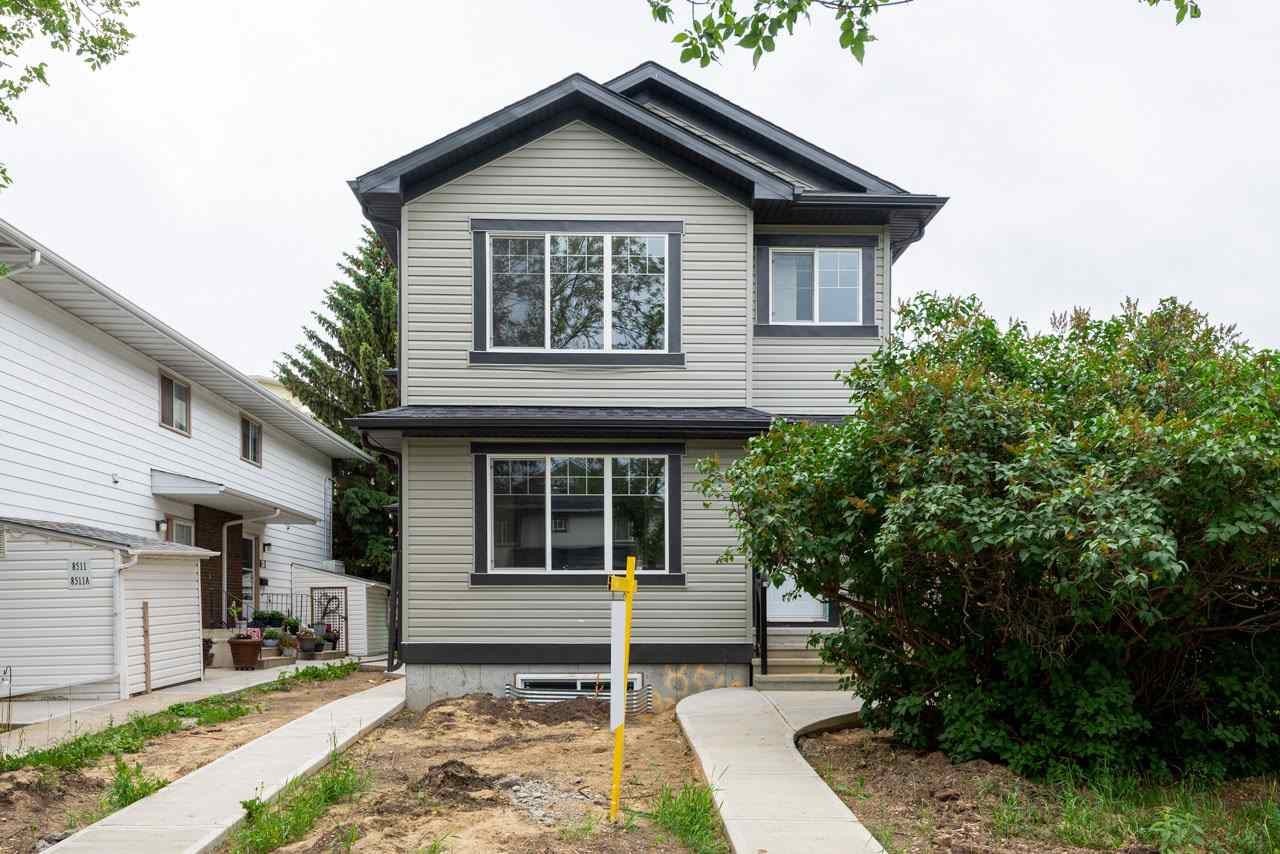 MLS® listing #E4145768 for sale located at 8513 83 Avenue