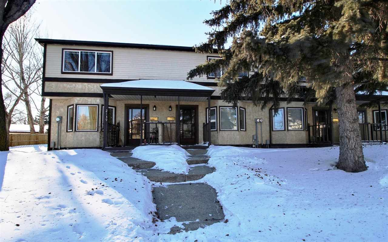 MLS® listing #E4145771 for sale located at 2141 141 Avenue
