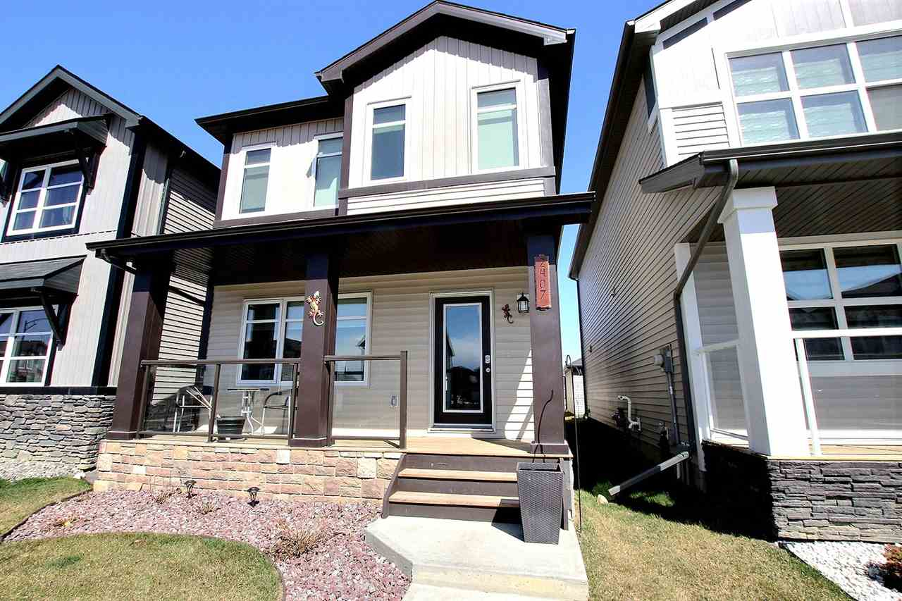 MLS® listing #E4145772 for sale located at 2407 CASEY Link