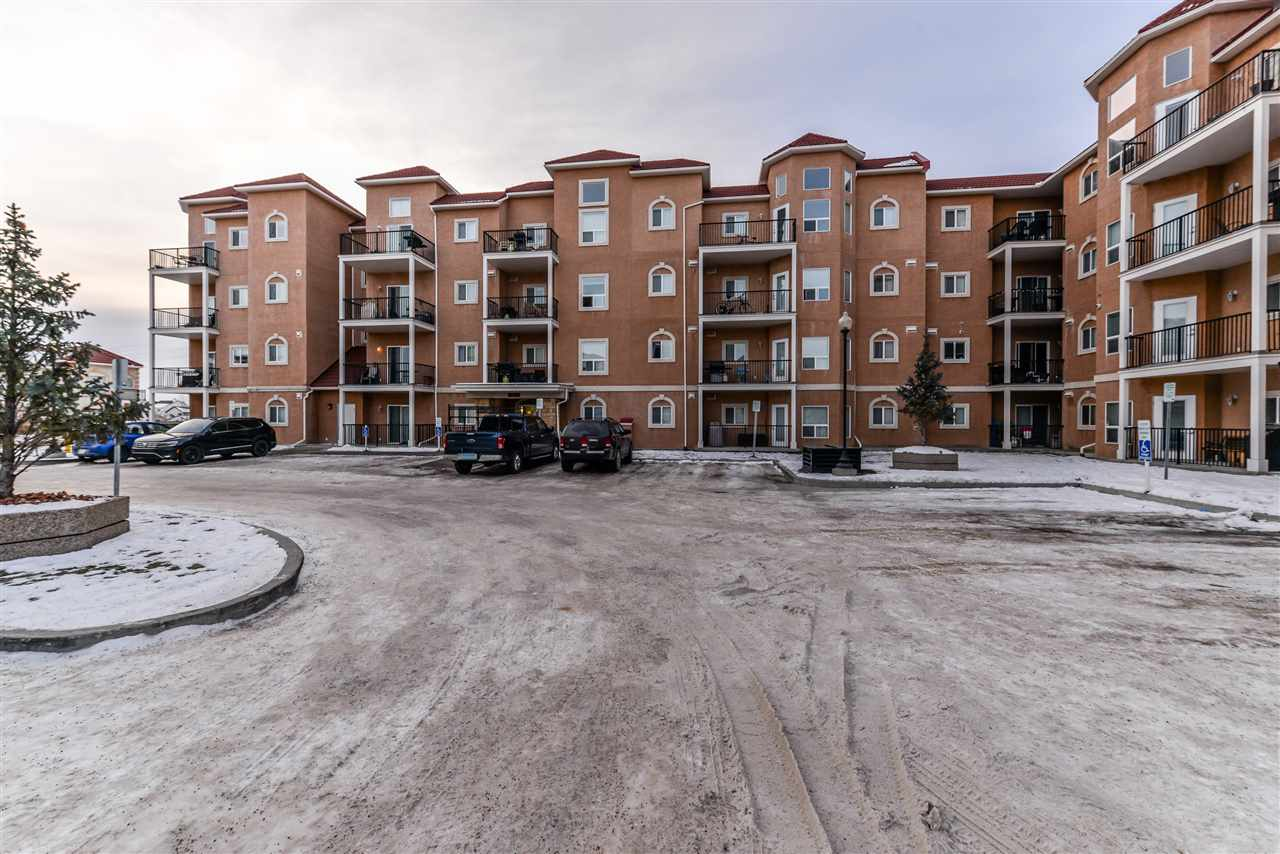 MLS® listing #E4145786 for sale located at 204 13835 155 Avenue