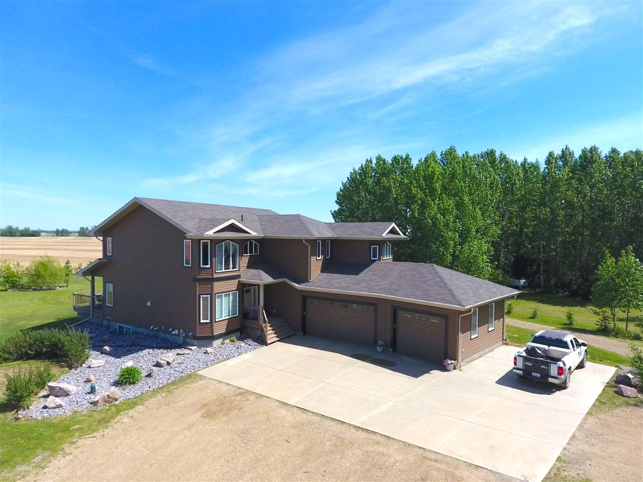 MLS® listing #E4145799 for sale located at 51417 RGE RD 261