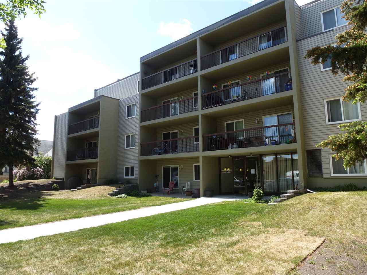 MLS® listing #E4145809 for sale located at 307 11026 106 Street