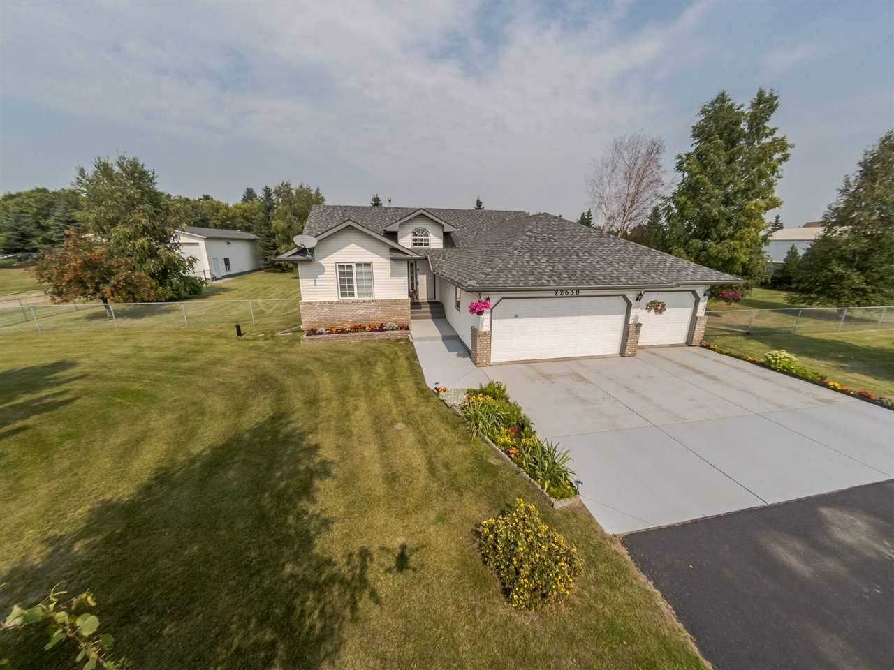 MLS® listing #E4145828 for sale located at 22630 118B Avenue