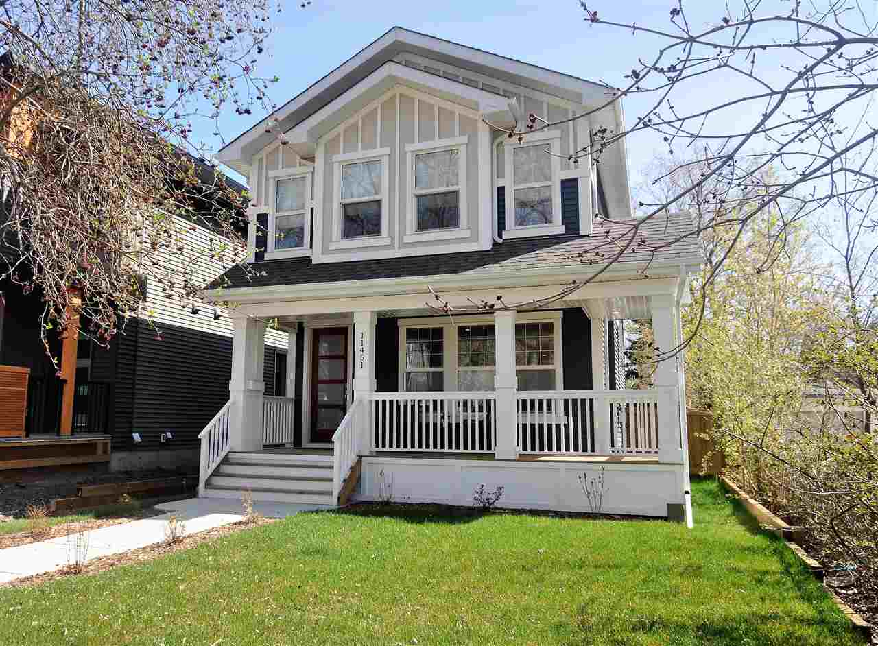 MLS® listing #E4145857 for sale located at 11451 64 Street