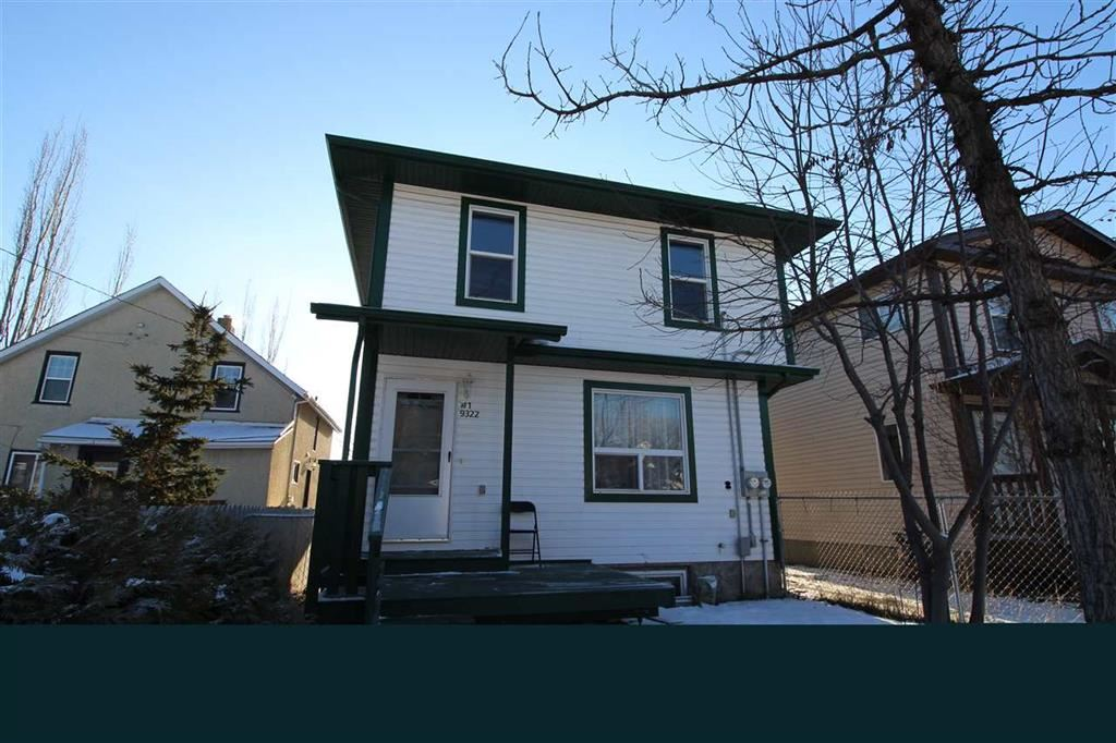 MLS® listing #E4145863 for sale located at 1 9322 106A Avenue