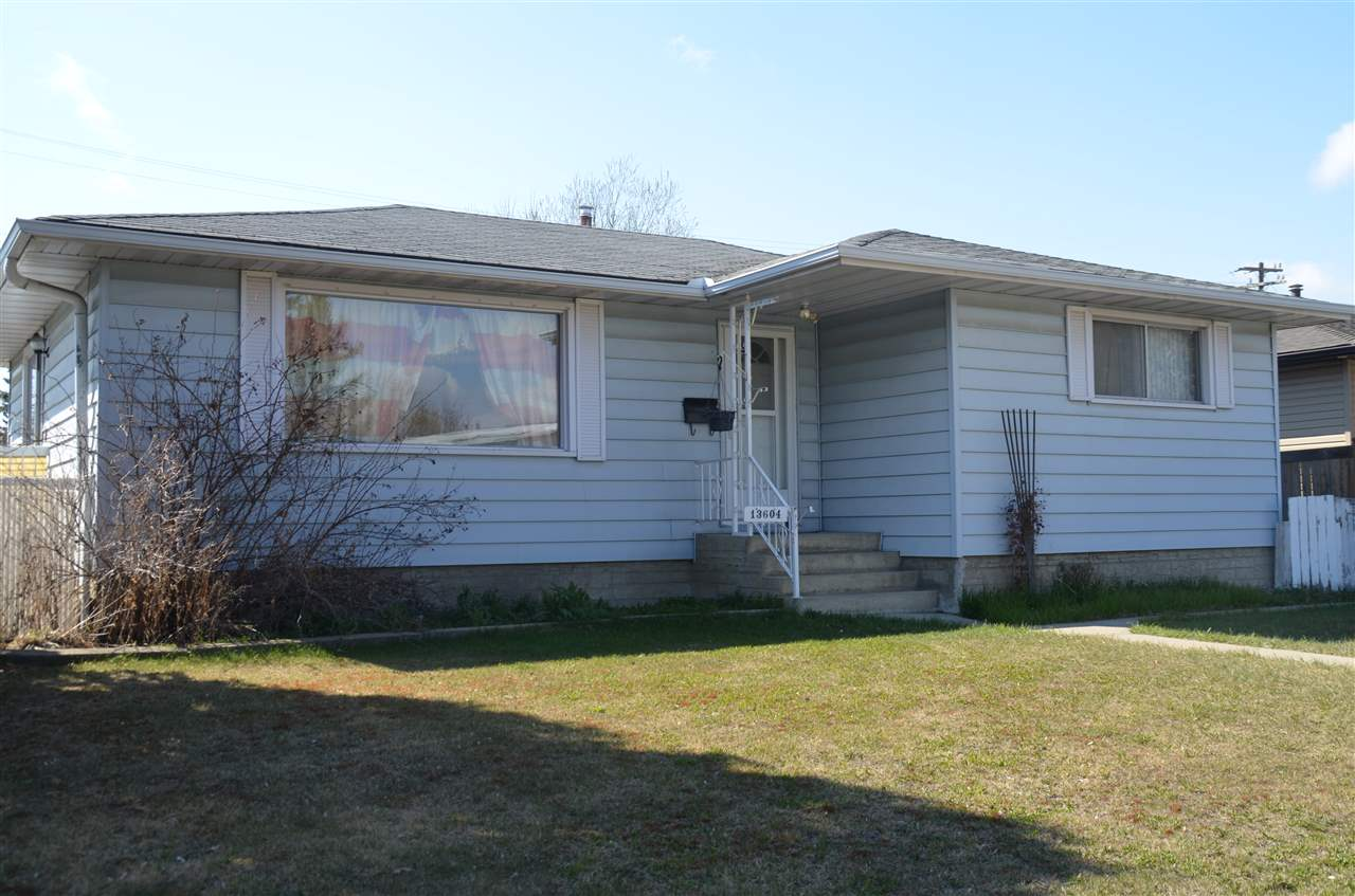 MLS® listing #E4145864 for sale located at 13604 119 Street