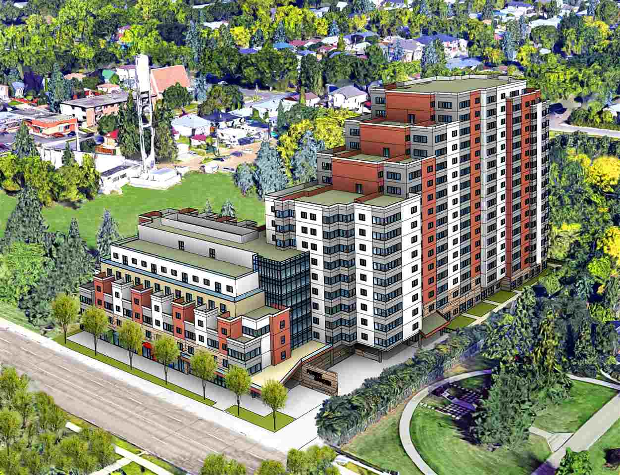 MLS® listing #E4145866 for sale located at 7730 101 Avenue