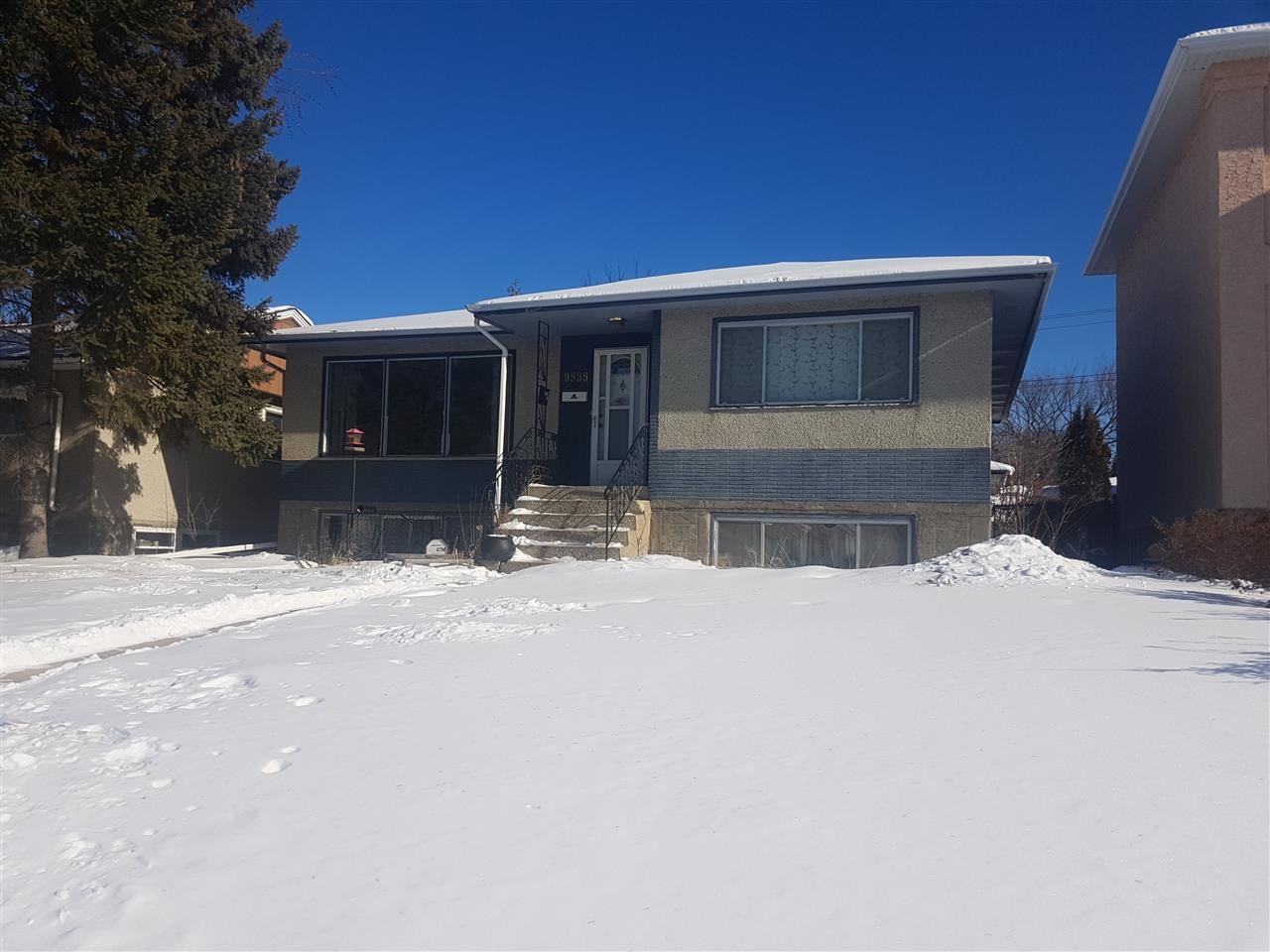MLS® listing #E4145869 for sale located at 9839 79 Street
