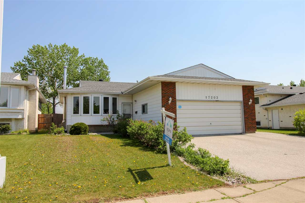 MLS® listing #E4145873 for sale located at 17203 98 Street
