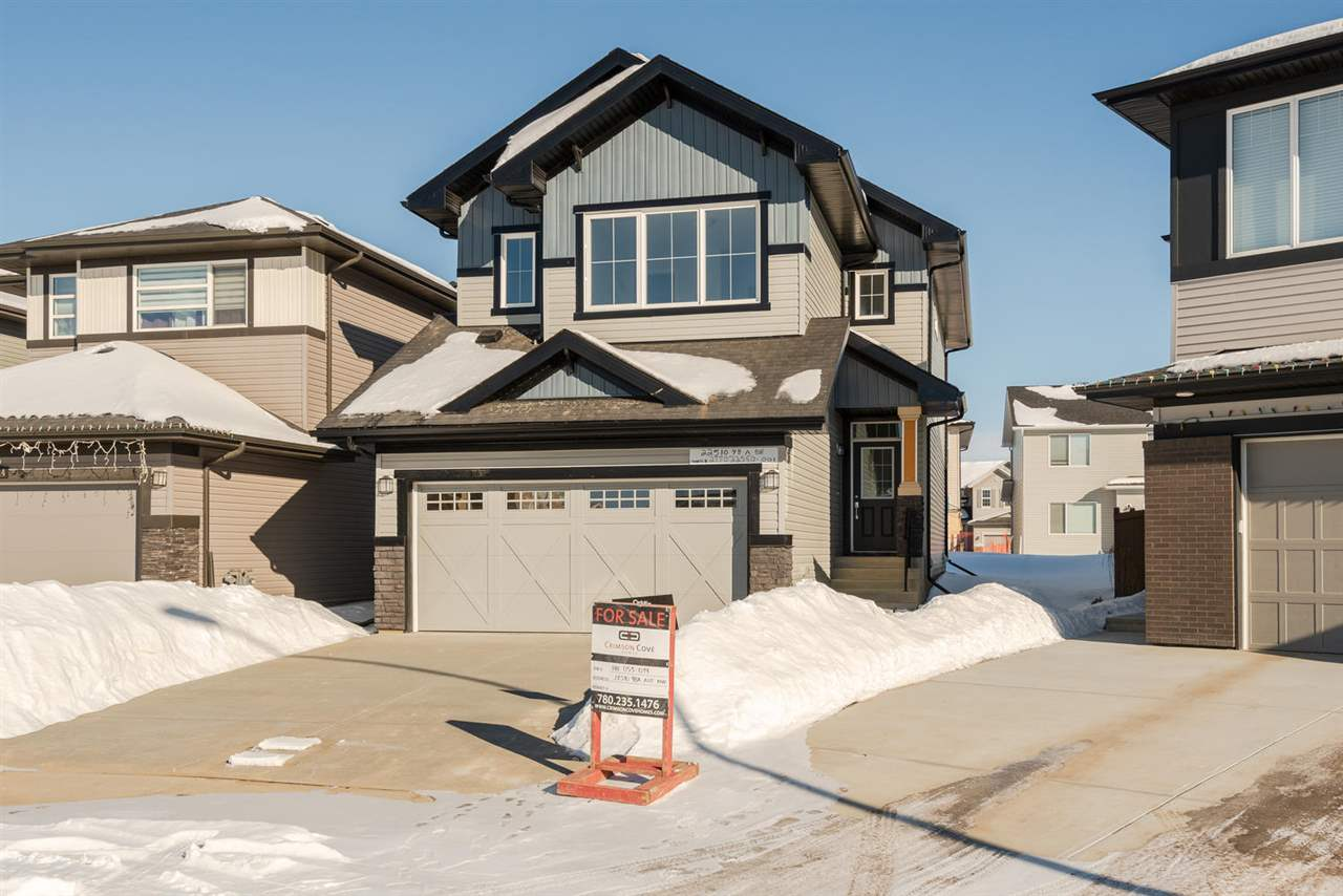 MLS® listing #E4145899 for sale located at 22510 98a Avenue NW