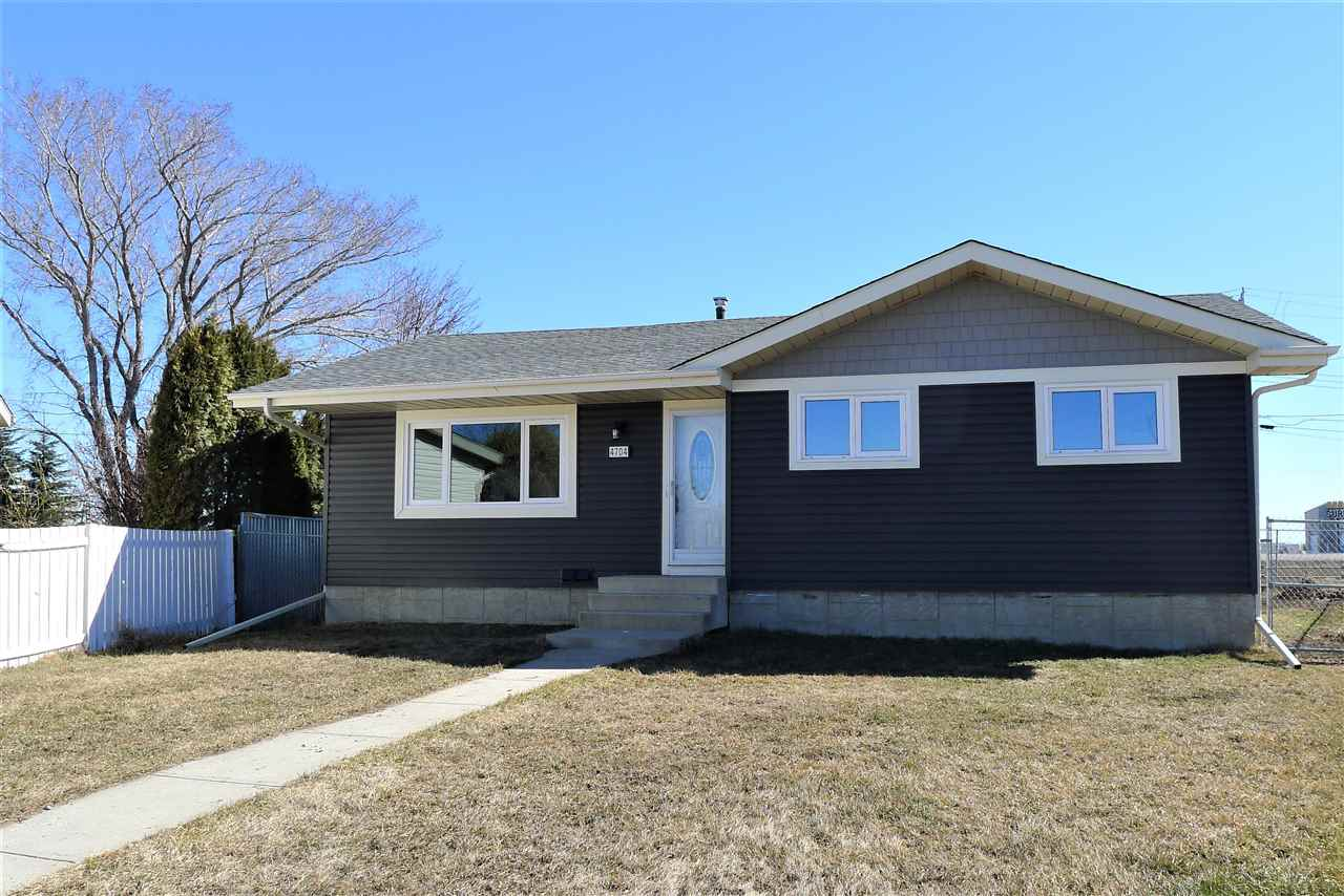 MLS® listing #E4145928 for sale located at 4704 51 Avenue