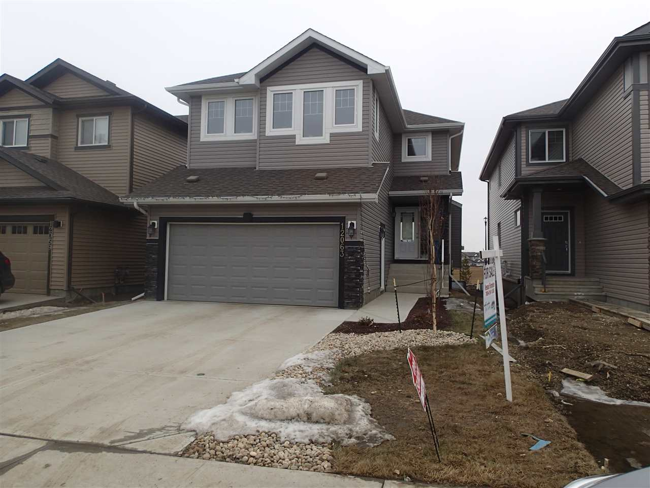 MLS® listing #E4145950 for sale located at 12063 177 Avenue NW