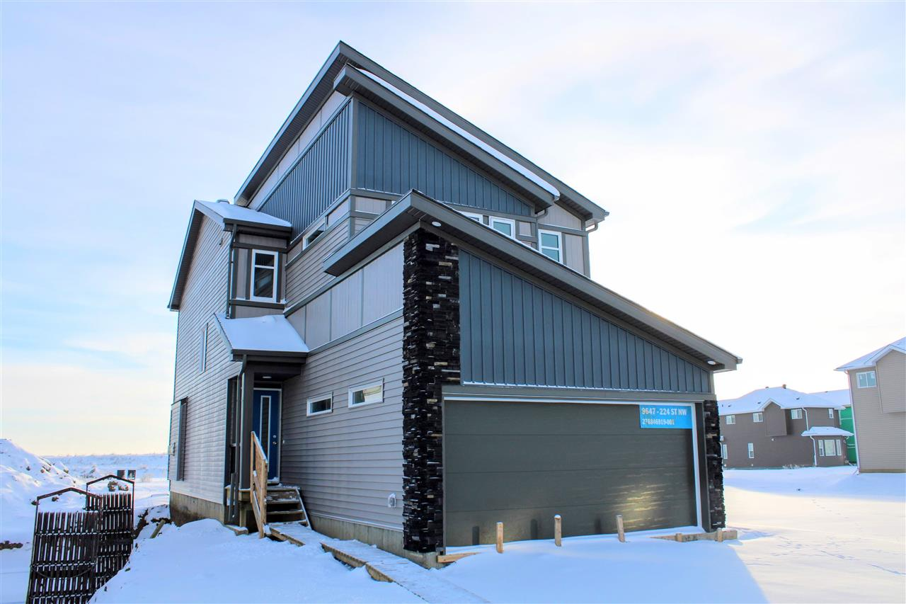 MLS® listing #E4145962 for sale located at 9647 224 Street