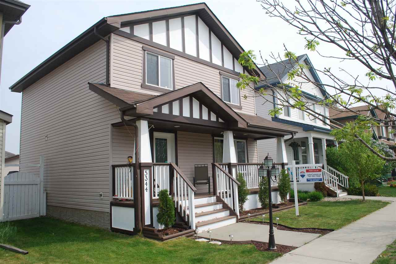 MLS® listing #E4145974 for sale located at 5344 TERWILLEGAR Boulevard