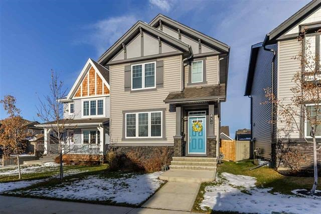 MLS® listing #E4145979 for sale located at 836 37 Avenue