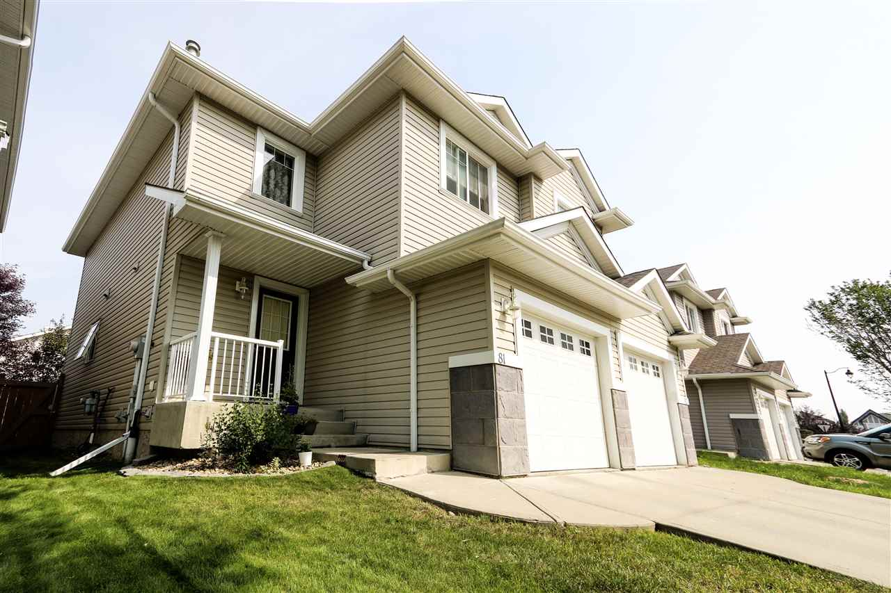 MLS® listing #E4145987 for sale located at 81 1428 HODGSON Way