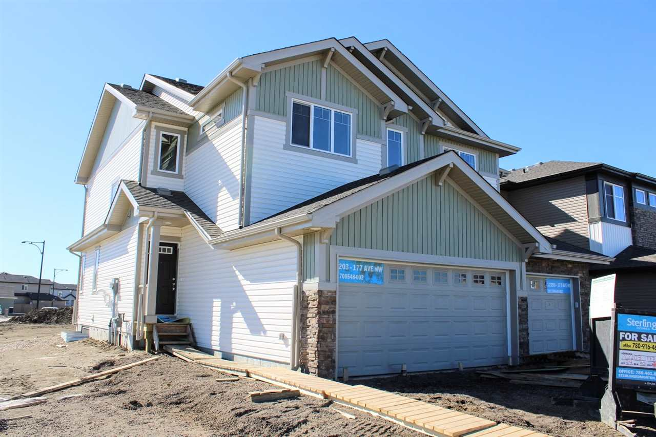 MLS® listing #E4145988 for sale located at 12203 177 Avenue
