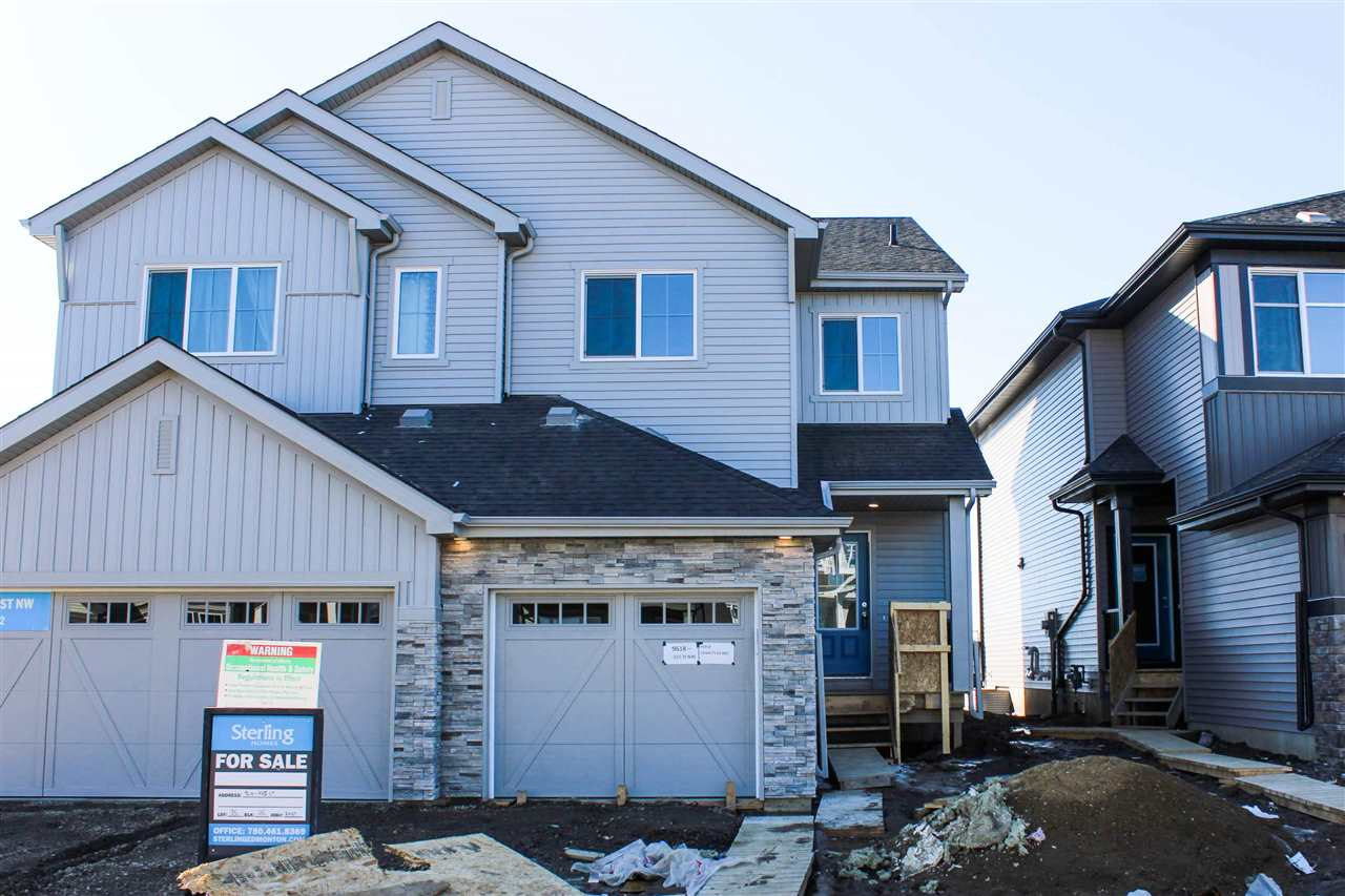 MLS® listing #E4145995 for sale located at 9618 225 Street