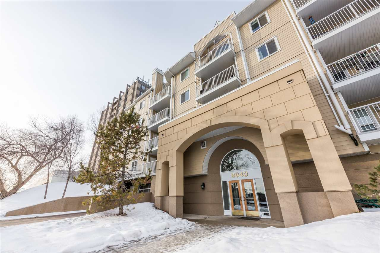 MLS® listing #E4146000 for sale located at 202 9640 105 Street