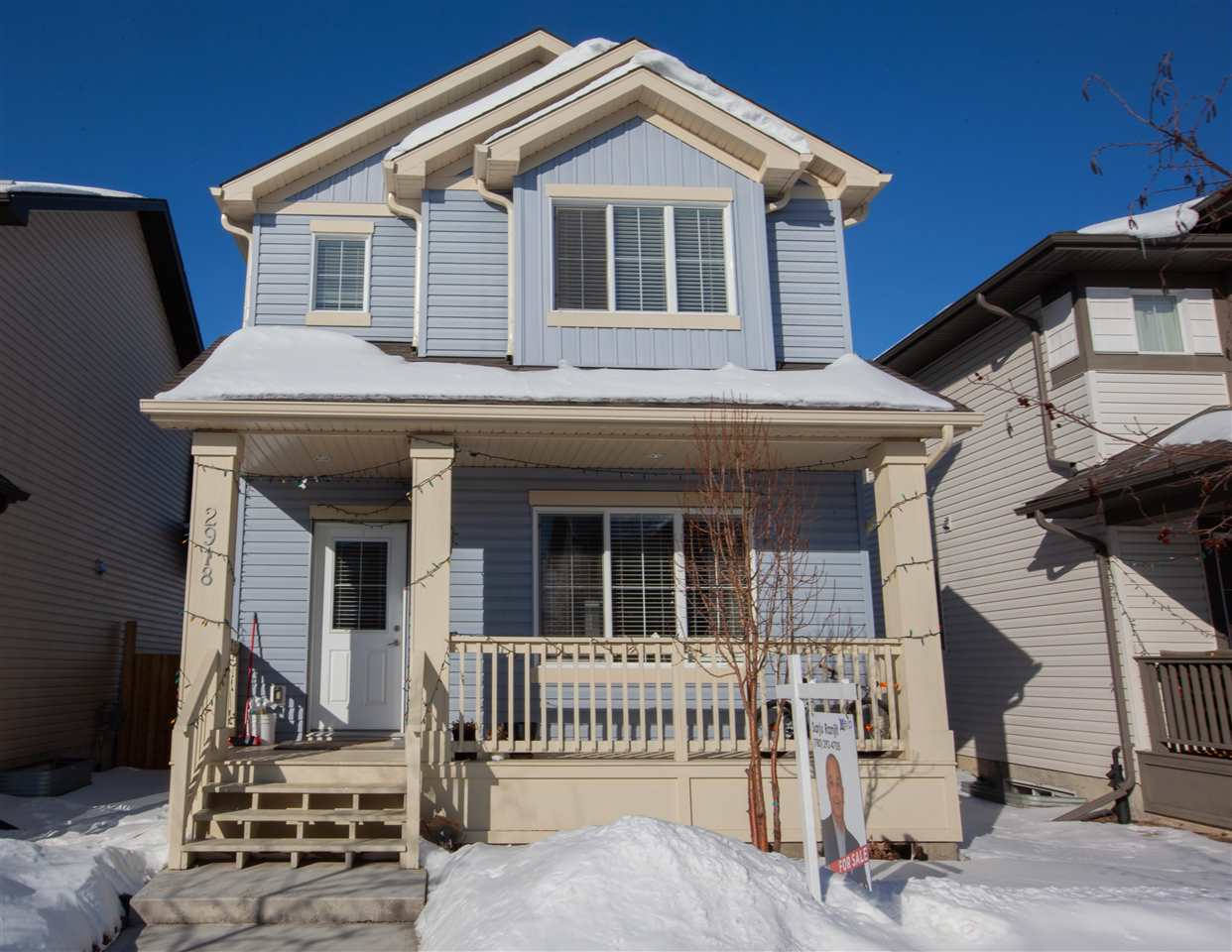 MLS® listing #E4146023 for sale located at 2918 21A Avenue NW