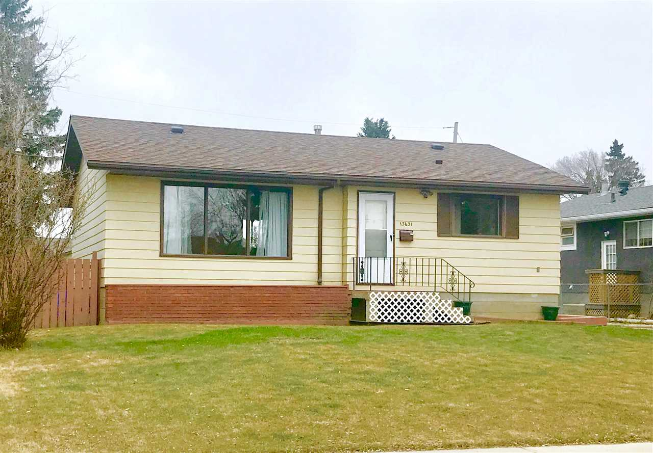 MLS® listing #E4146030 for sale located at 13631 136A Avenue