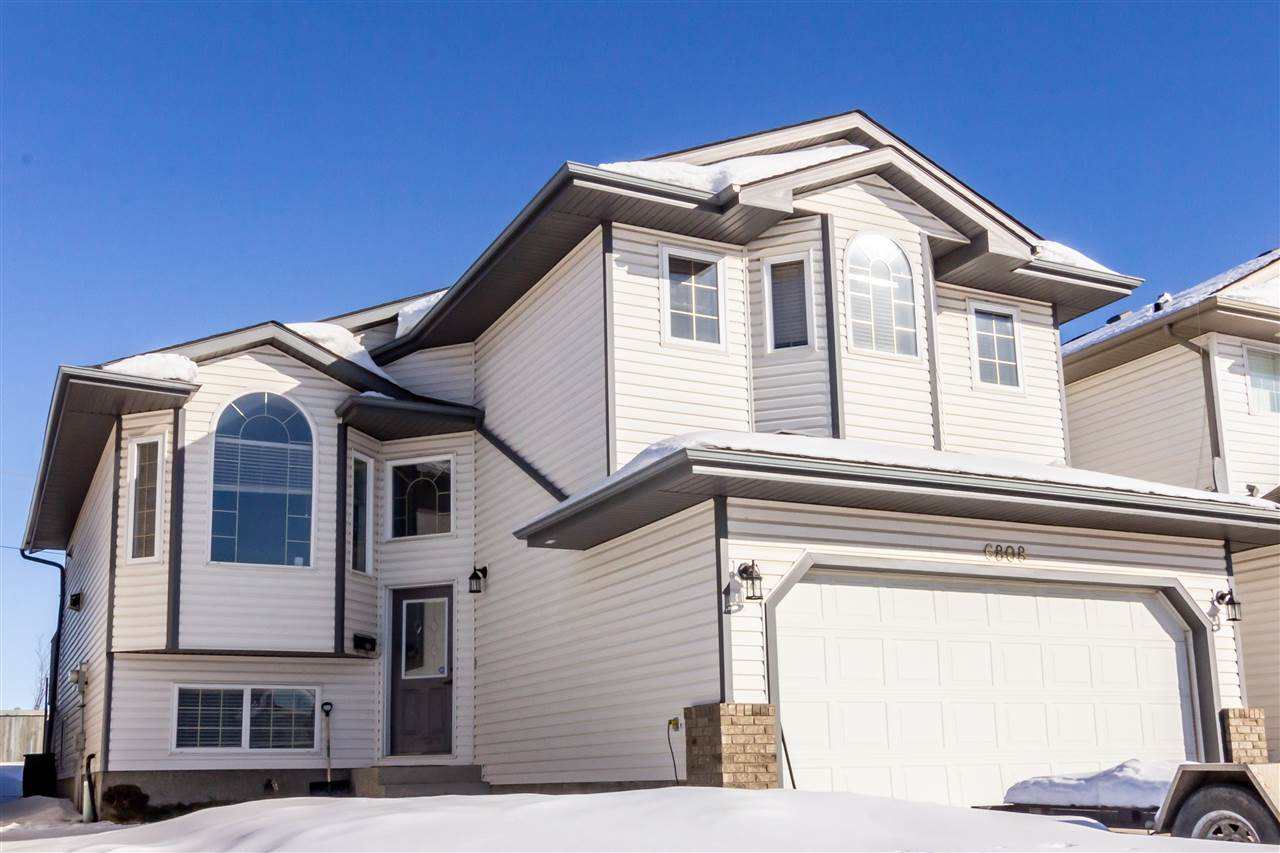 MLS® listing #E4146063 for sale located at 6808 166 Avenue