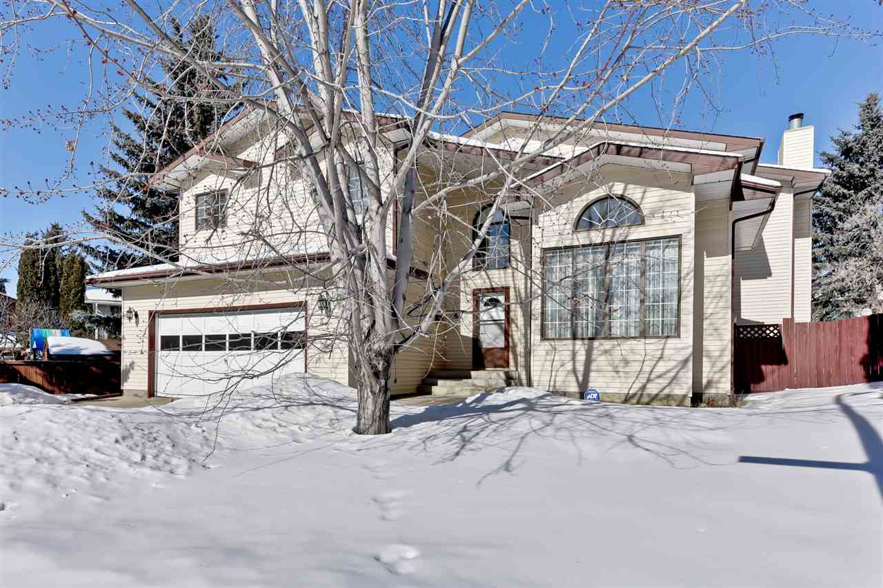 MLS® listing #E4146066 for sale located at 824 RICHARDS Crescent