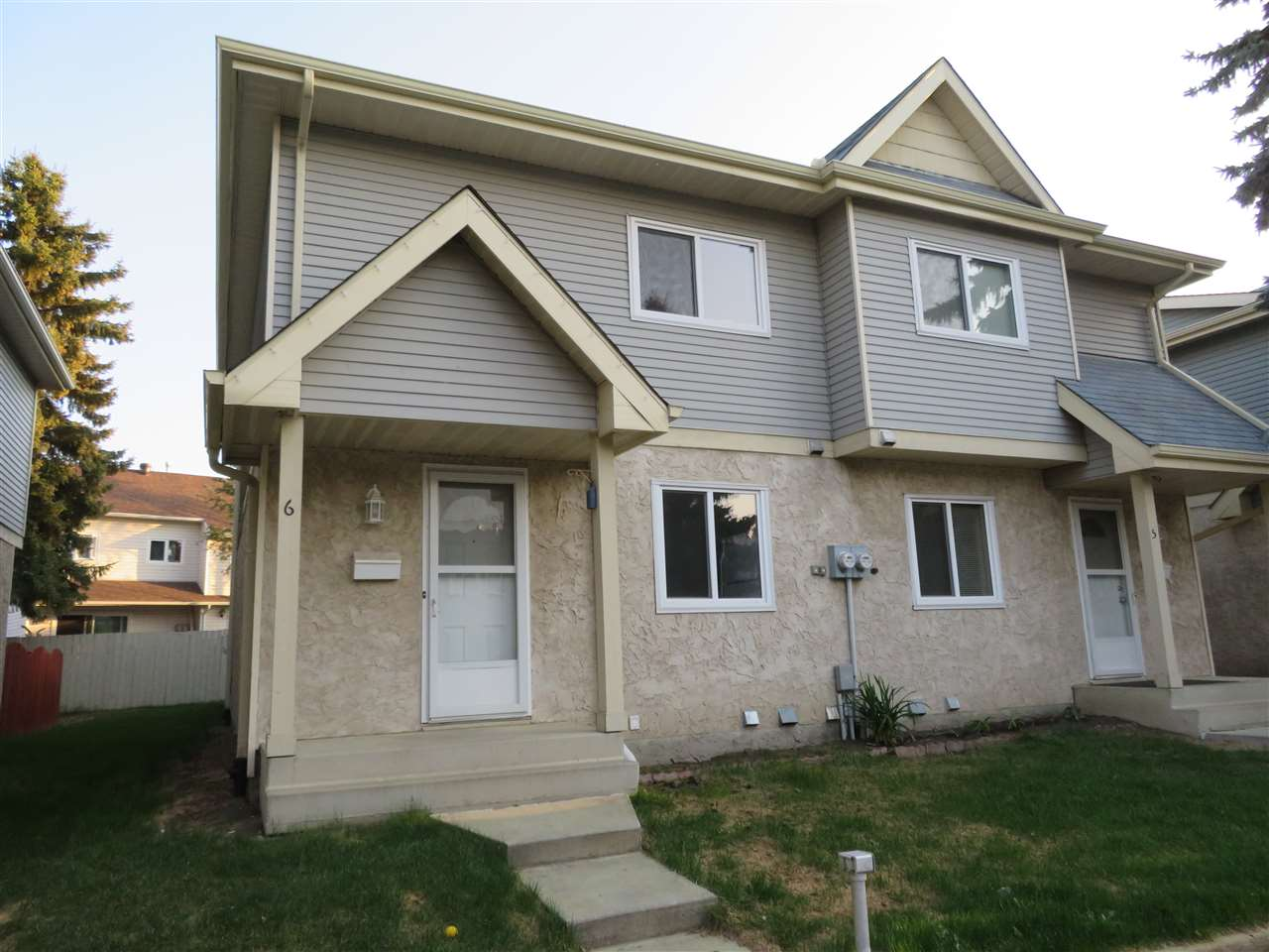 MLS® listing #E4146098 for sale located at 6 9619 180 Street