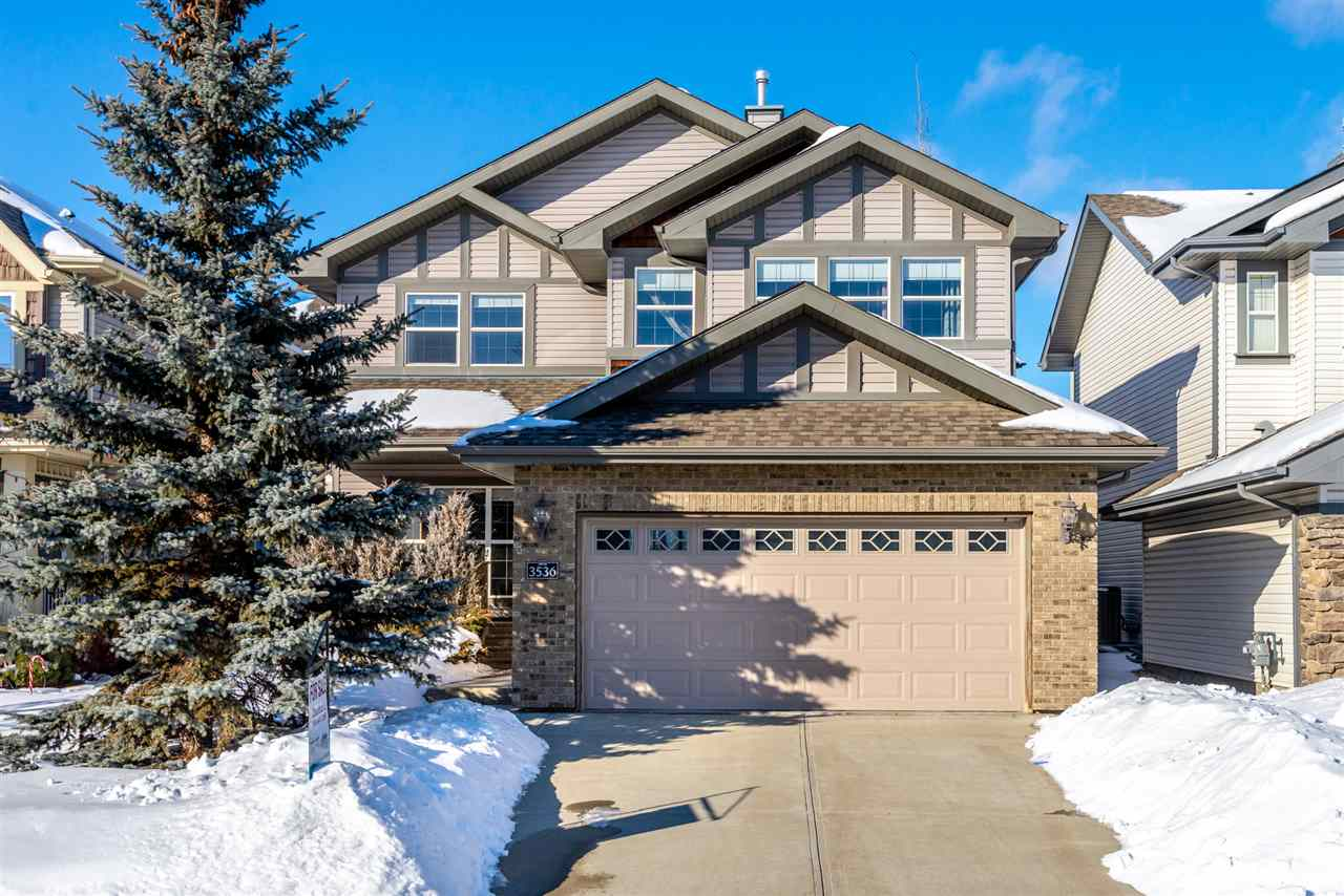 MLS® listing #E4146123 for sale located at 3536 MCLAY Crescent