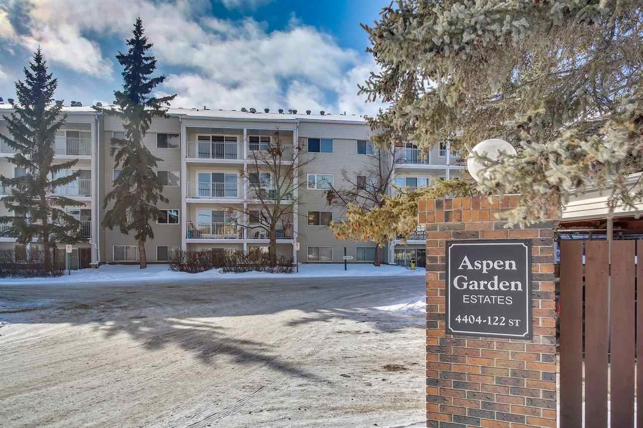 MLS® listing #E4146134 for sale located at 206 4404 122 Street