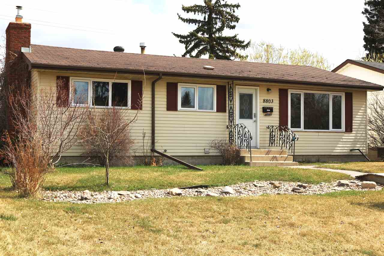 MLS® listing #E4146135 for sale located at 8803 52 Street