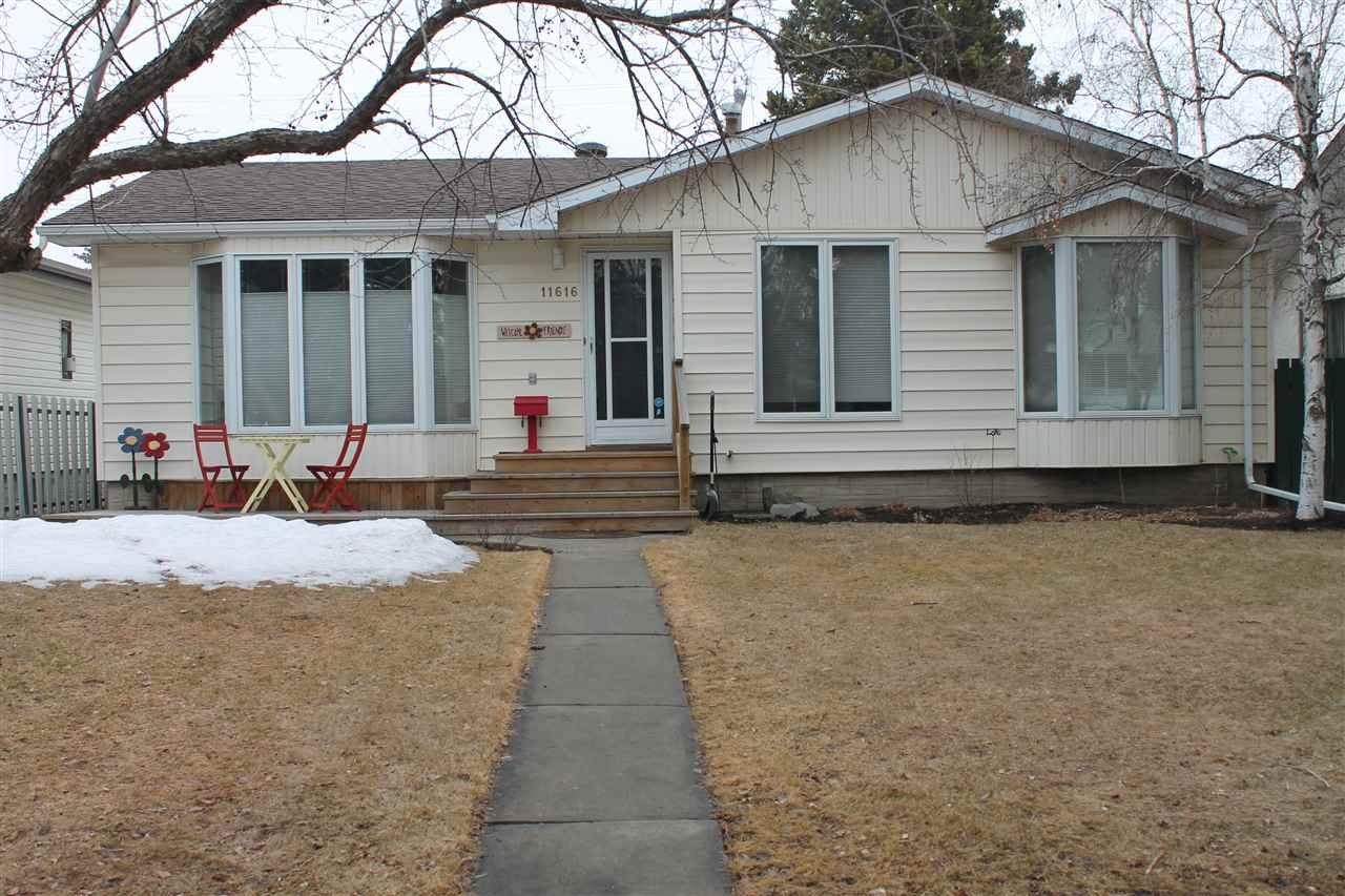 MLS® listing #E4146158 for sale located at 11616 50 Avenue