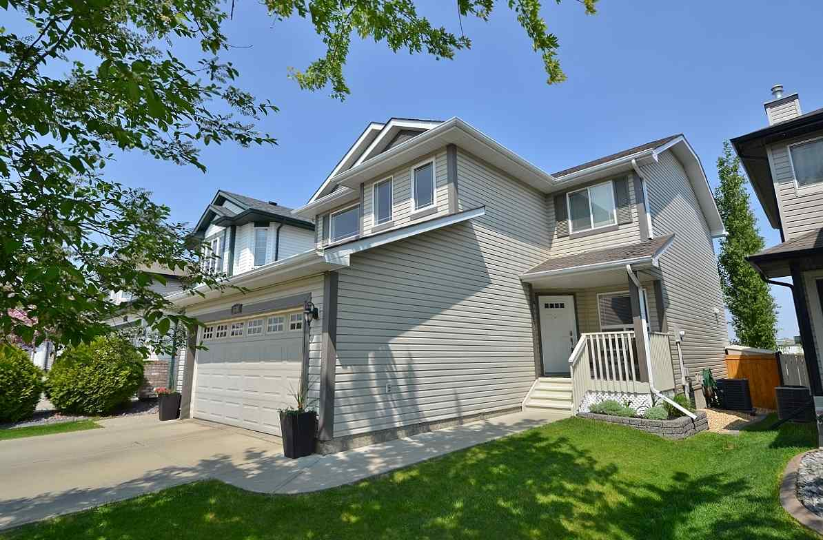 MLS® listing #E4146165 for sale located at 5508 165 Avenue