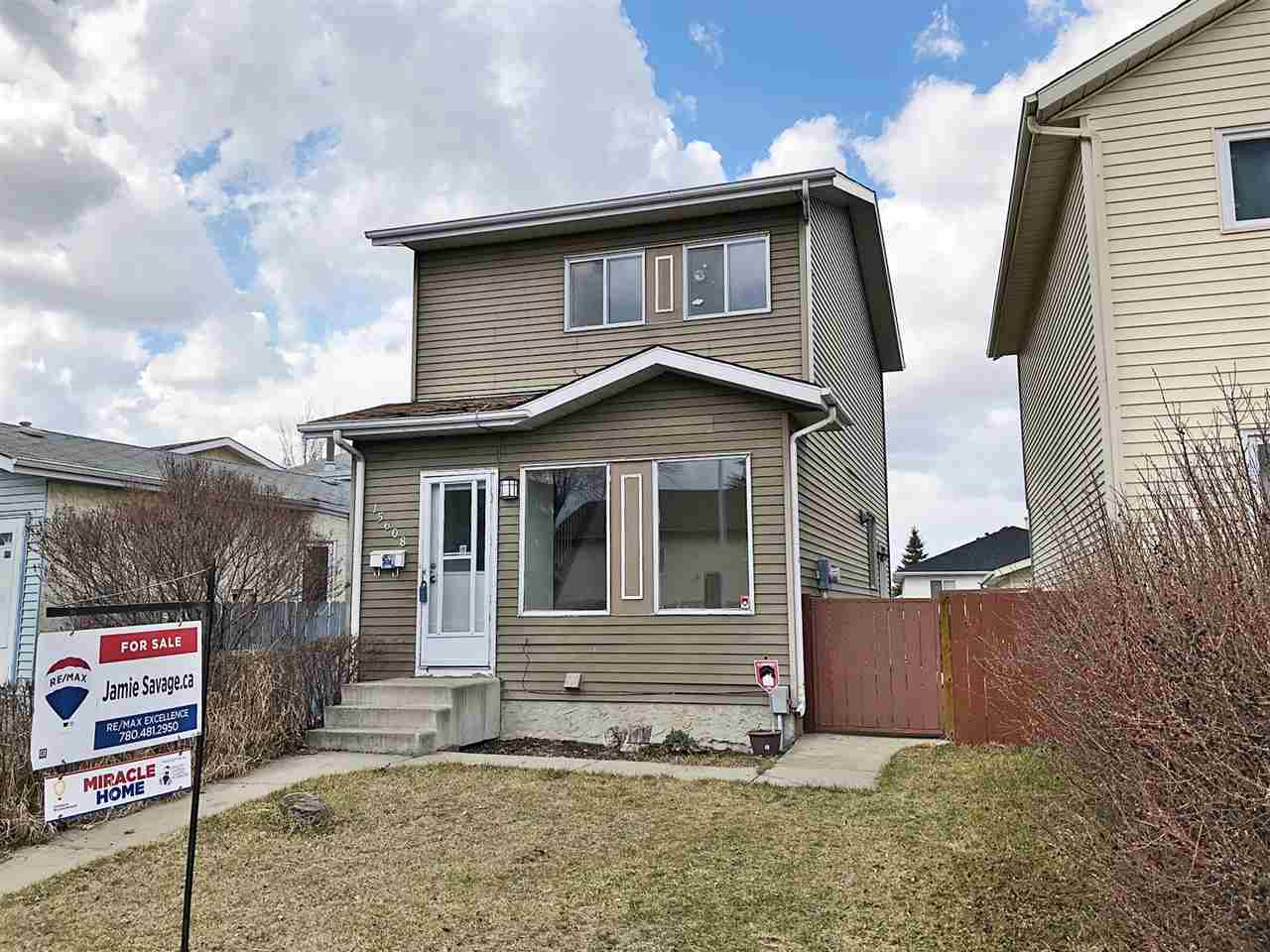MLS® listing #E4146169 for sale located at 15608 84 Street