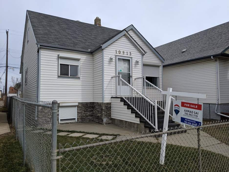 MLS® listing #E4146170 for sale located at 10913 97 Street