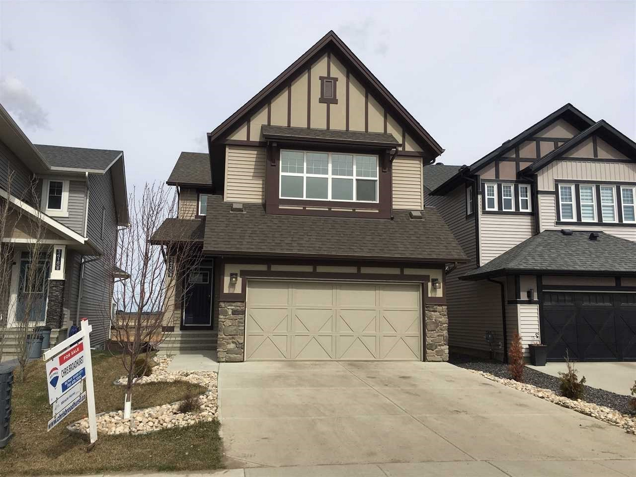 MLS® listing #E4146198 for sale located at 3420 PARKER Loop