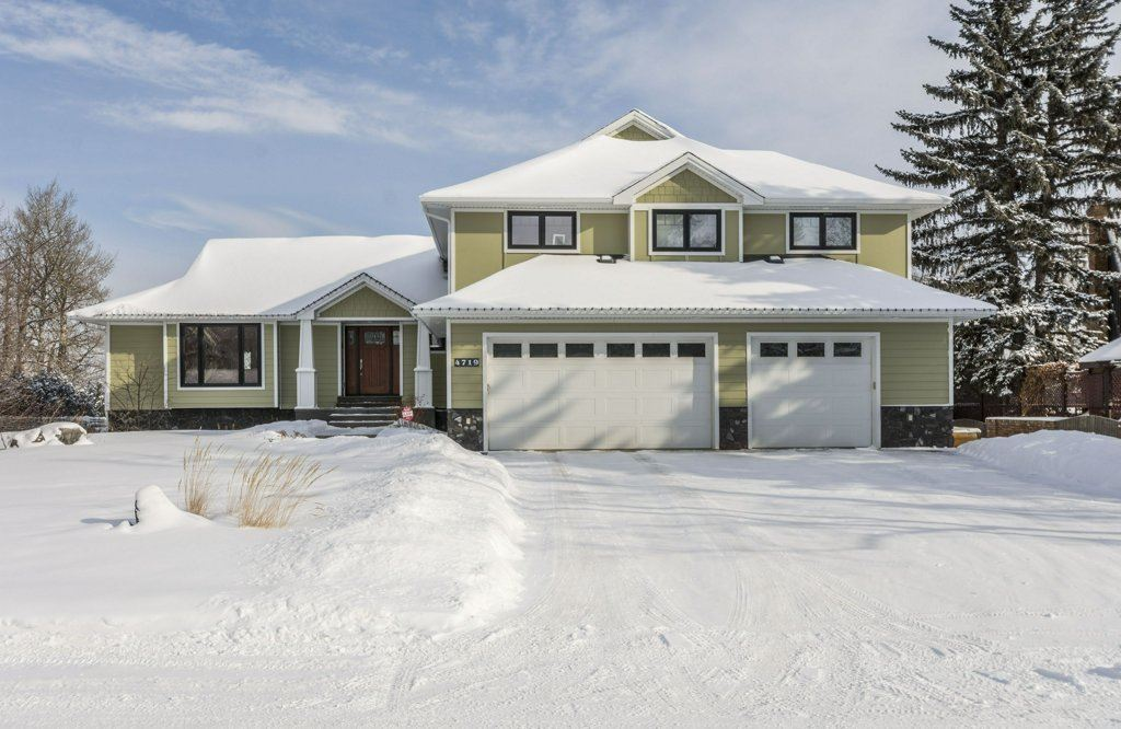 MLS® listing #E4146201 for sale located at 4719 138 Street