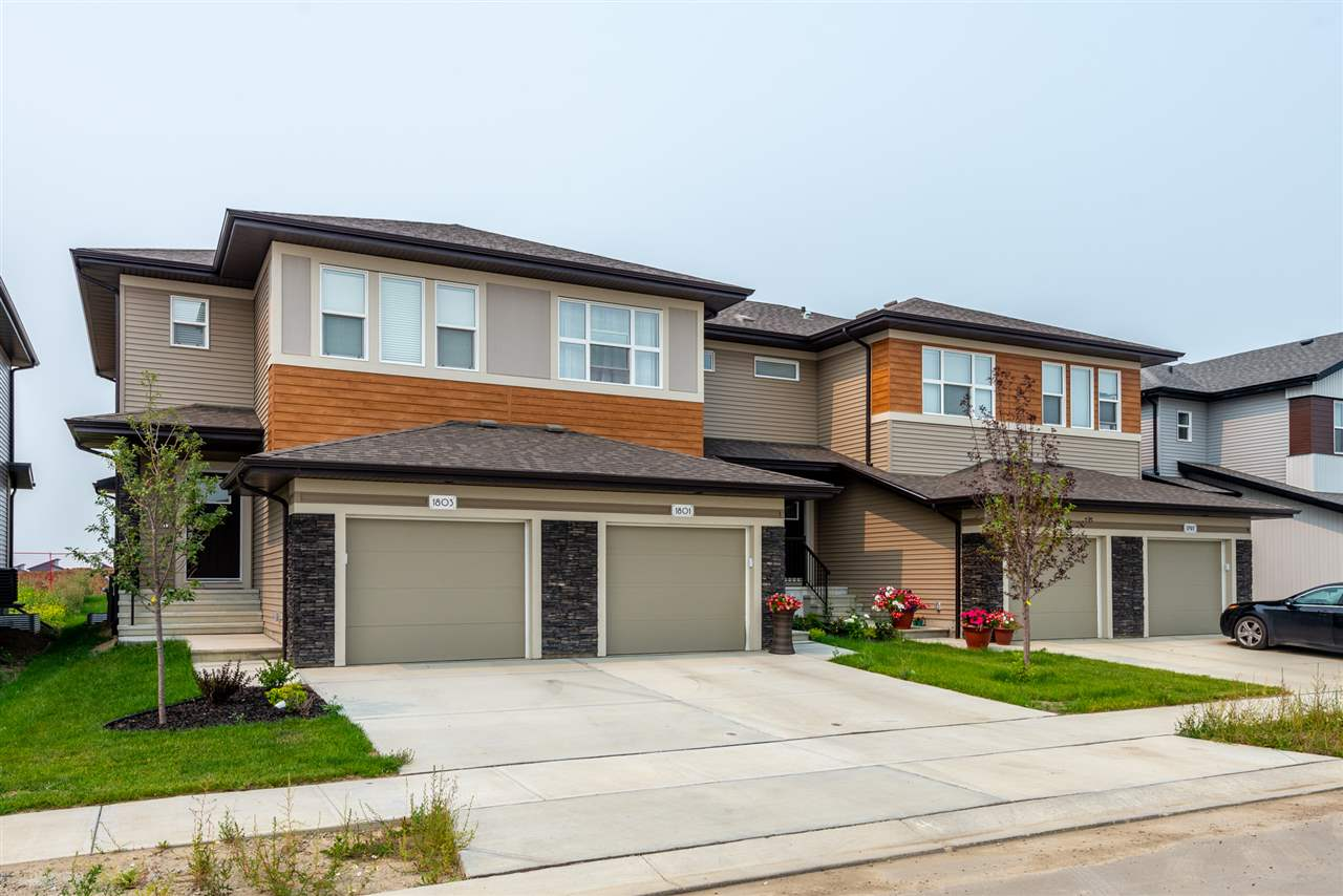 MLS® listing #E4146207 for sale located at 1803 KEENE Crescent
