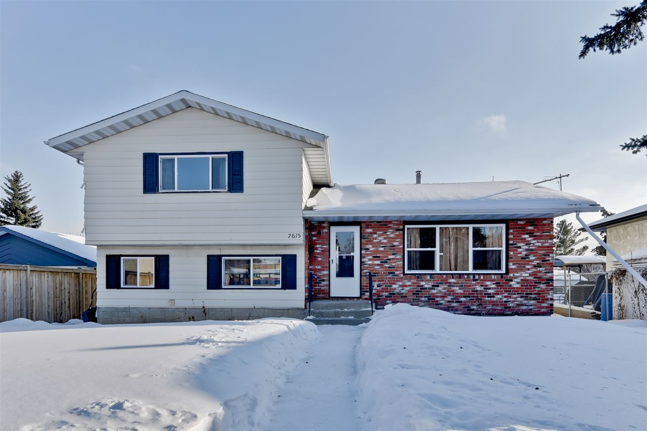 MLS® listing #E4146216 for sale located at 7615 142 Avenue