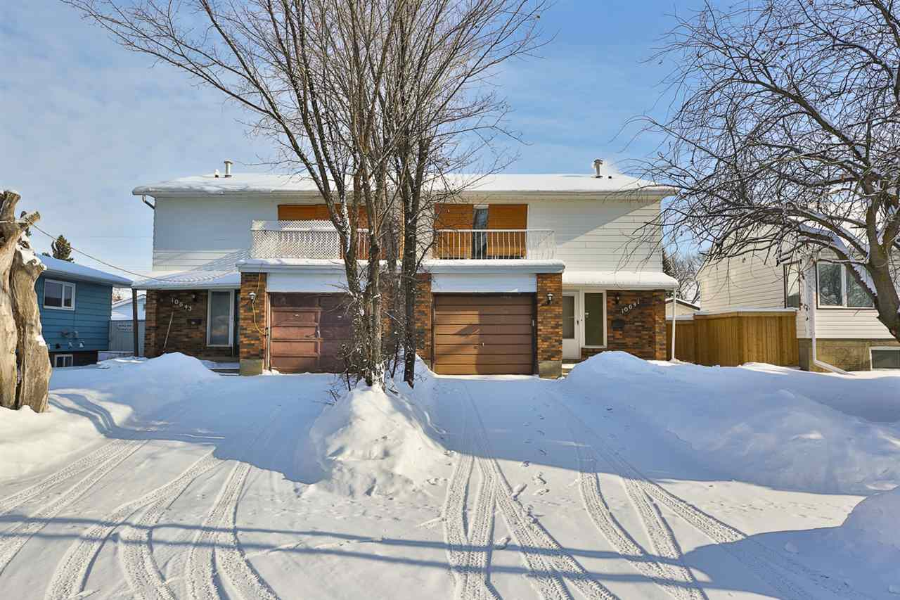 MLS® listing #E4146218 for sale located at 10641 80 Street