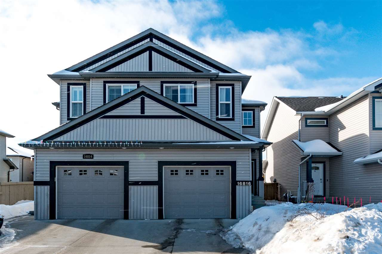 MLS® listing #E4146245 for sale located at 16816 53 Street