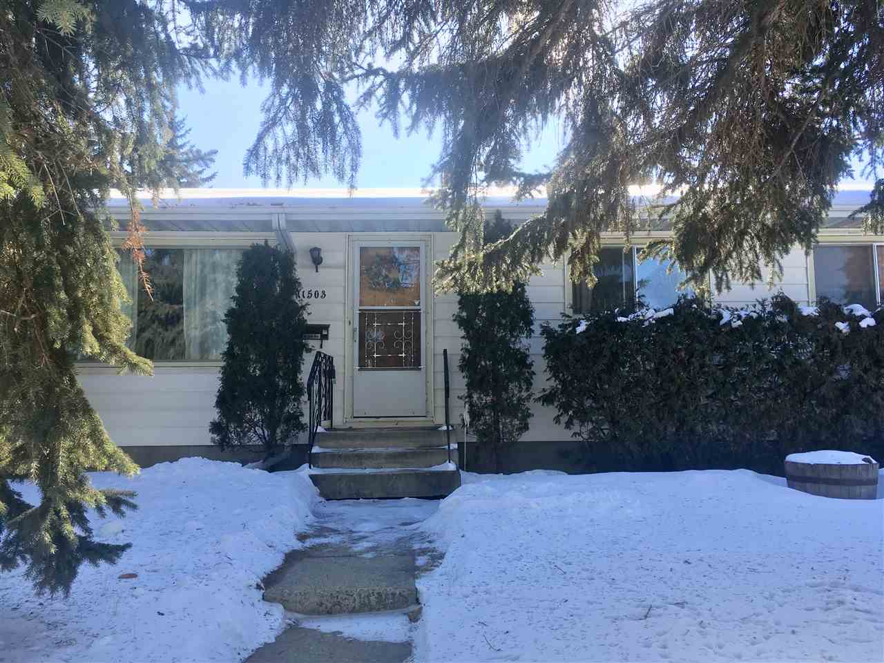 MLS® listing #E4146249 for sale located at 11503 136 Avenue