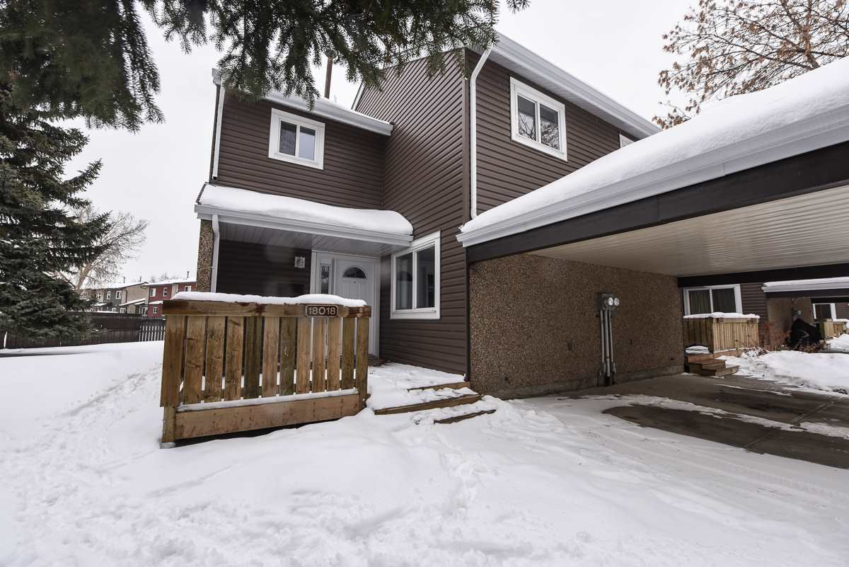 MLS® listing #E4146276 for sale located at 18018 96 Avenue