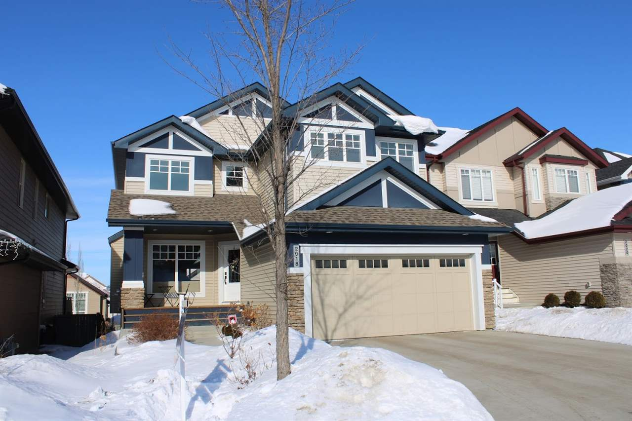 MLS® listing #E4146292 for sale located at 2018 ARMITAGE Green SW