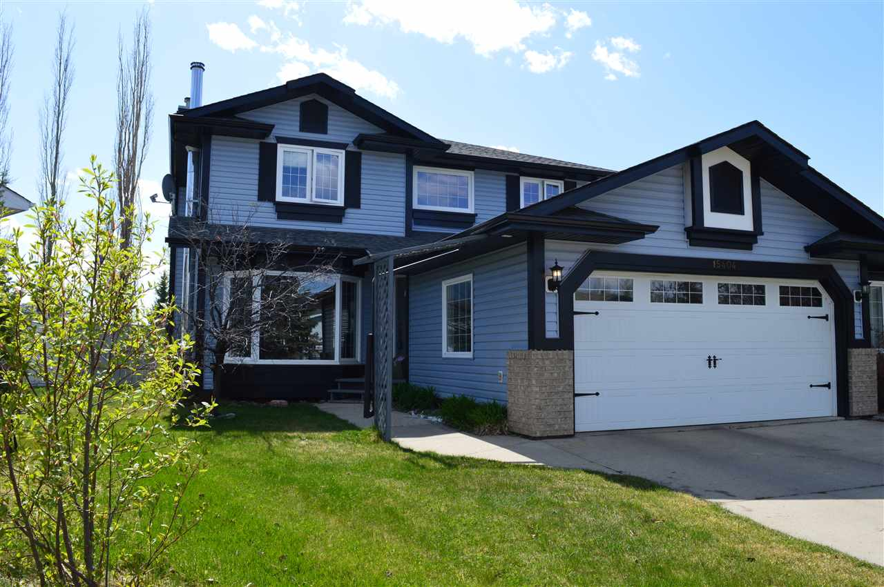 MLS® listing #E4146299 for sale located at 15404 130 Street