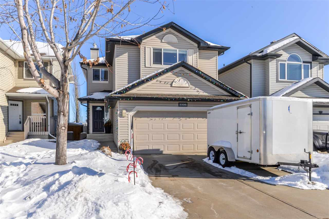 MLS® listing #E4146307 for sale located at 5506 165 Avenue NW