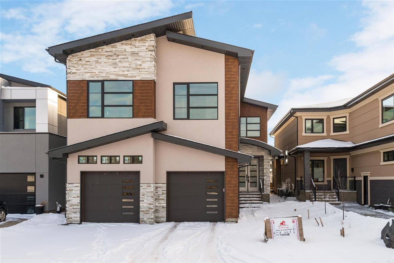 MLS® listing #E4146316 for sale located at 3 1768 Bowness Wynd