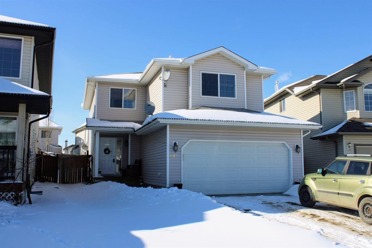 MLS® listing #E4146328 for sale located at 3414 21A Street