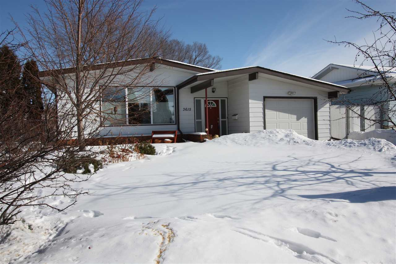 MLS® listing #E4146382 for sale located at 3615 107 Street NW