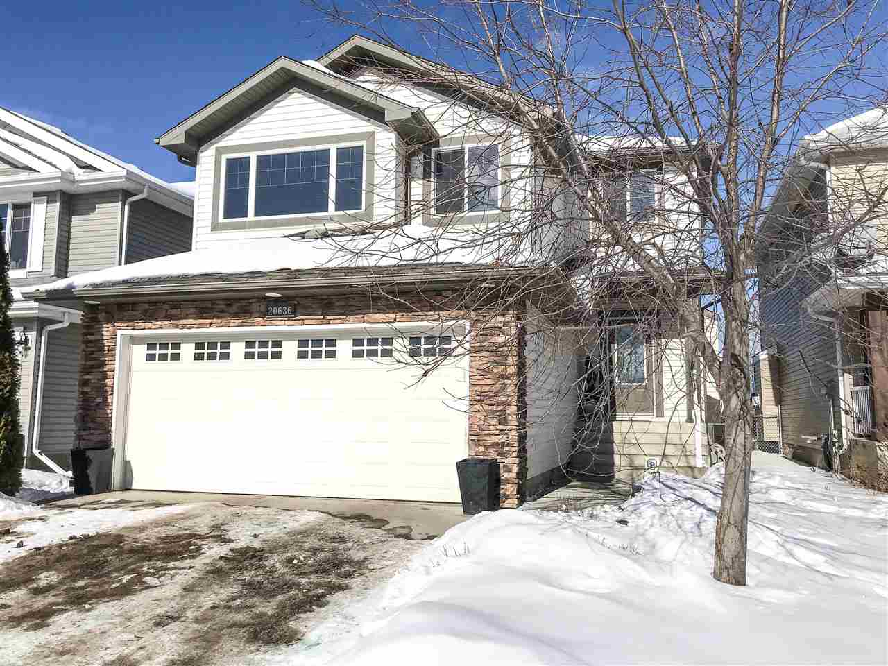 MLS® listing #E4146388 for sale located at 20636 92 Avenue